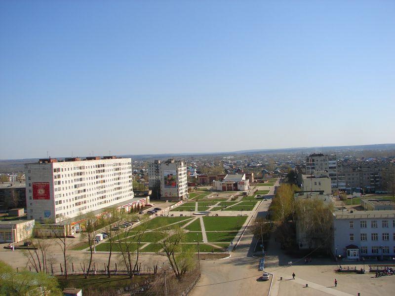 Фото города чернушка пермского края
